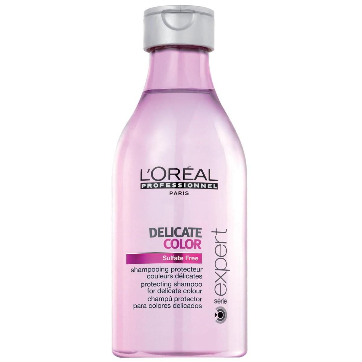 Delicare professional шампунь для окрашенных волос отзывы